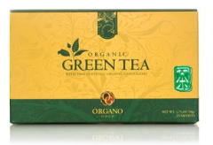 Organo Gold Green Tea - Jolly's Cafe