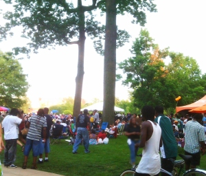 WOW! Wade Oval Wednesdays