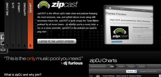 zipdj_website